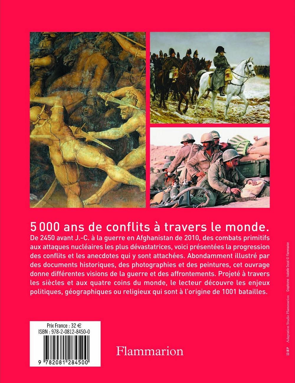[Livre] Les 1001 batailles qui ont changé le cours de l'histoire 2406041001batailles2