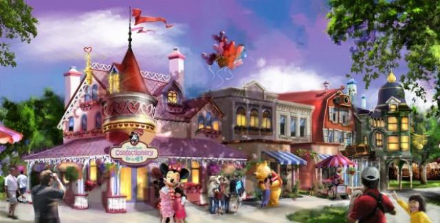 [Shanghai Disneyland] MICKEY AVENUE 240666SD4