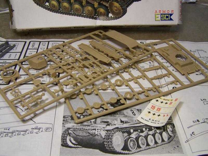 Panzer 2 auf F Africa Korps 1941  (Terminé) 2410101005362