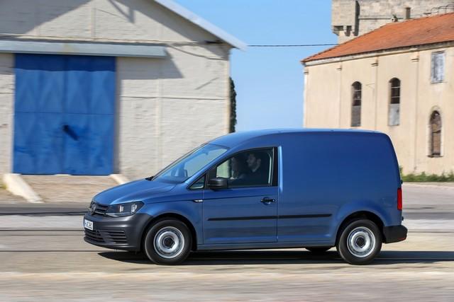 Le nouveau Caddy – toujours le meilleur choix  241181hd20150416li002