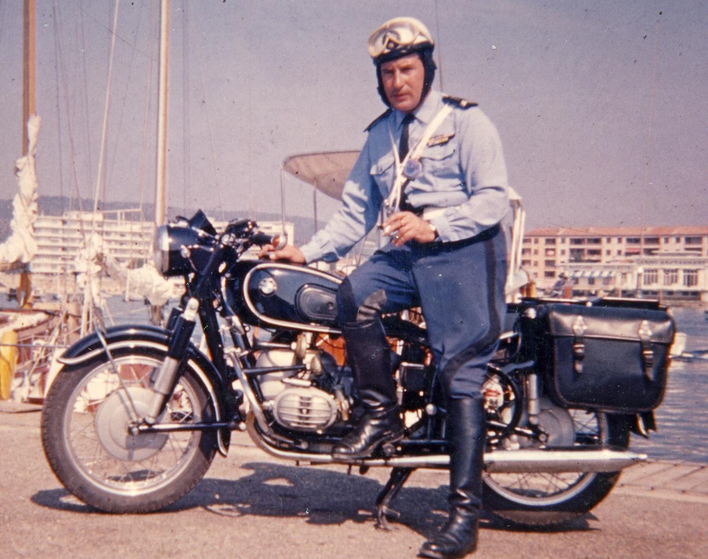 Photos Gendarmerie, BMO de Hyeres  années 1960 241274File0140