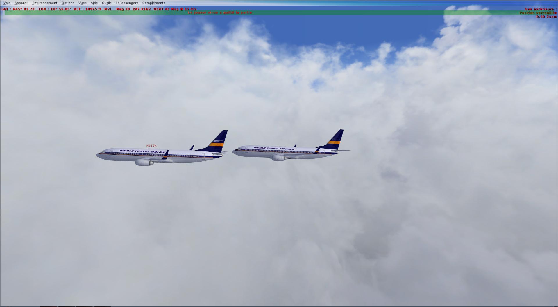 rapport du vol en formation en  737 de LEMD -----LFBG 24153020141119215755593