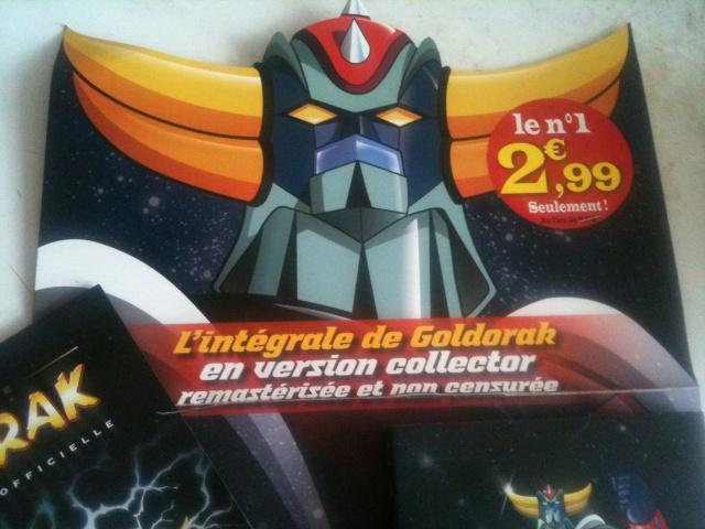 Collection Goldorak DVD. 241717IMG2956