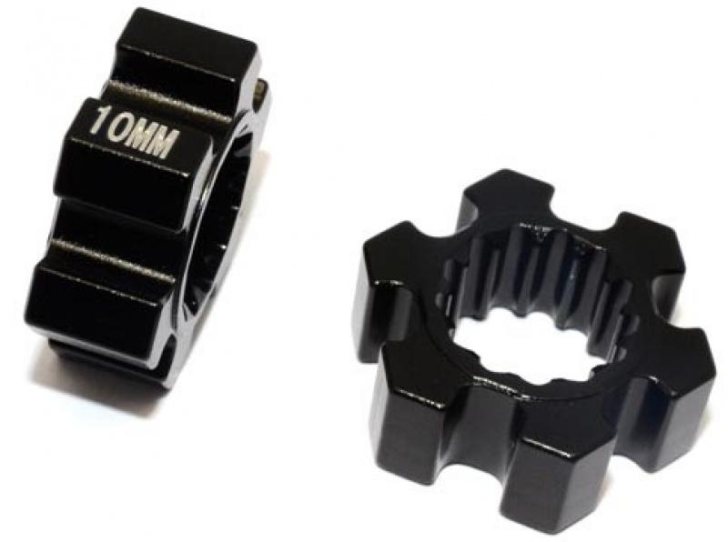 GPM Racing propose des pièces en aluminium / bielette de servo / pignon moteur 242327gpm7