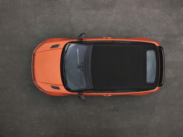 Range Rover Cabriolet, Un SUV Pour Toutes Les Saisons 242545RREVQConvertibleStatic09111506