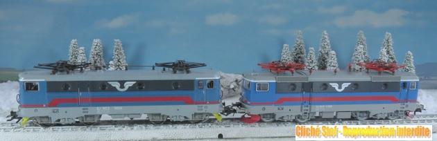 Machines RC des chemins de fer suédois 242752MarklinRocoRCSJIMG3872R