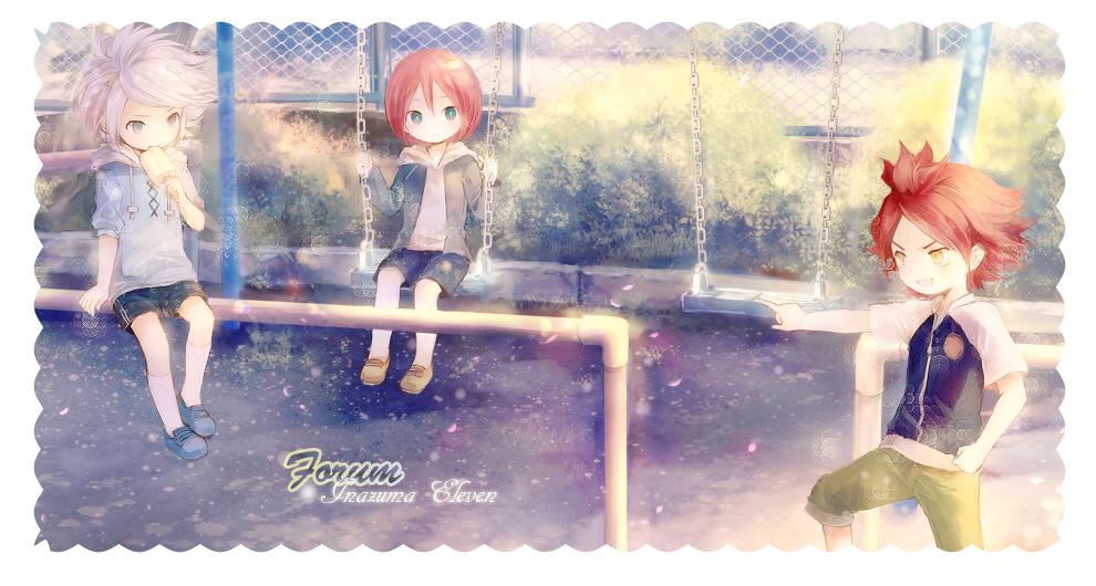 Inazuma Eleven Le Forum.