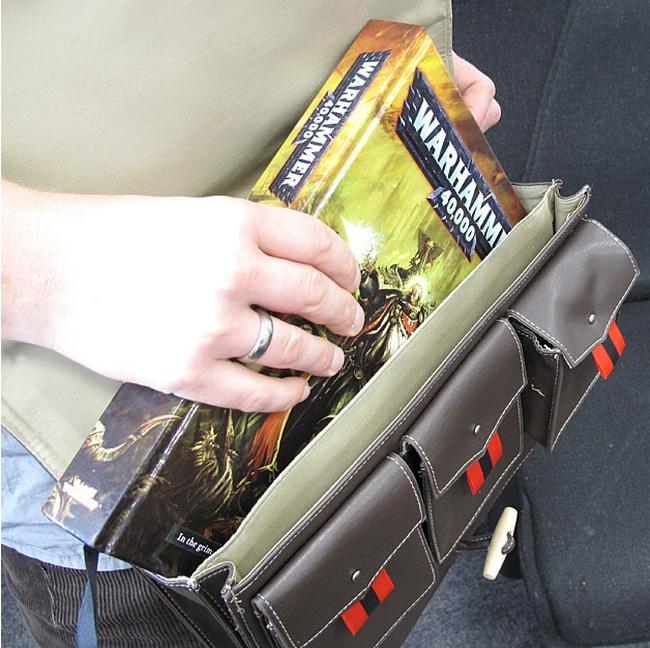Le Livre de Règles de Warhammer 40,000 - V6 (en précommande) - Sujet locké 242984w40kimages1