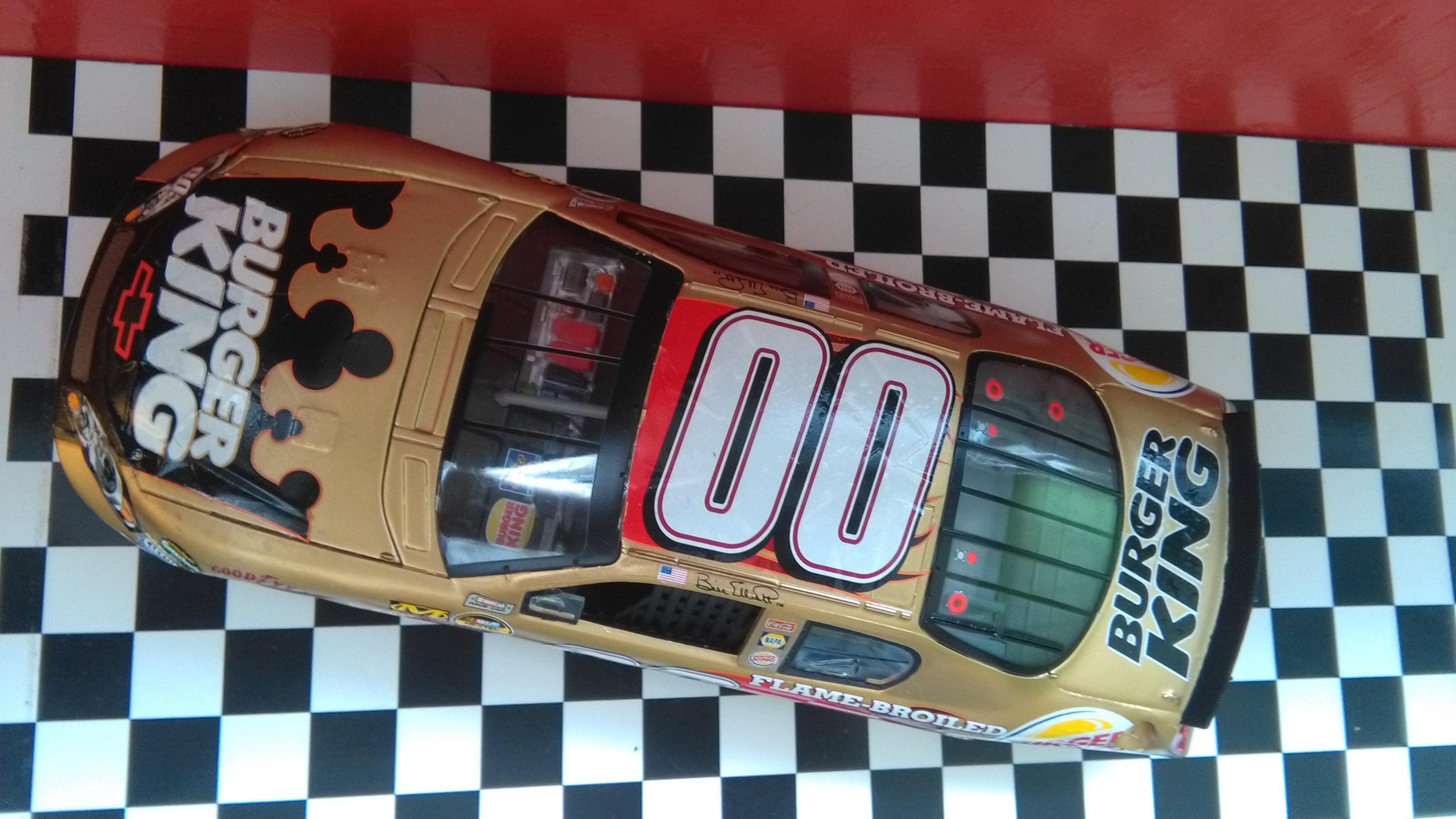 Chevy Monte-Carlo 2006 #00 Bill Elliott Burger King 243180IMG20170513134259