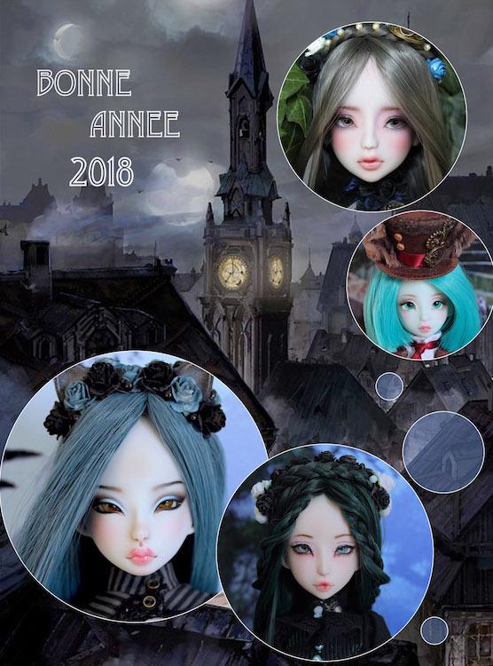 Bonne Année 2018 (Dark Tales Dolls) p2 - Page 2 243350Cartedevoeux20182