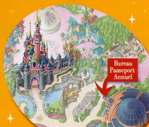 Est Ce Qu Il Y A Un Bureau Passeport Annuel Au Parc Walt Disney Studio