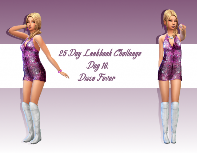 [Look] 25 Day Lookbook Challenge  243541Jour16