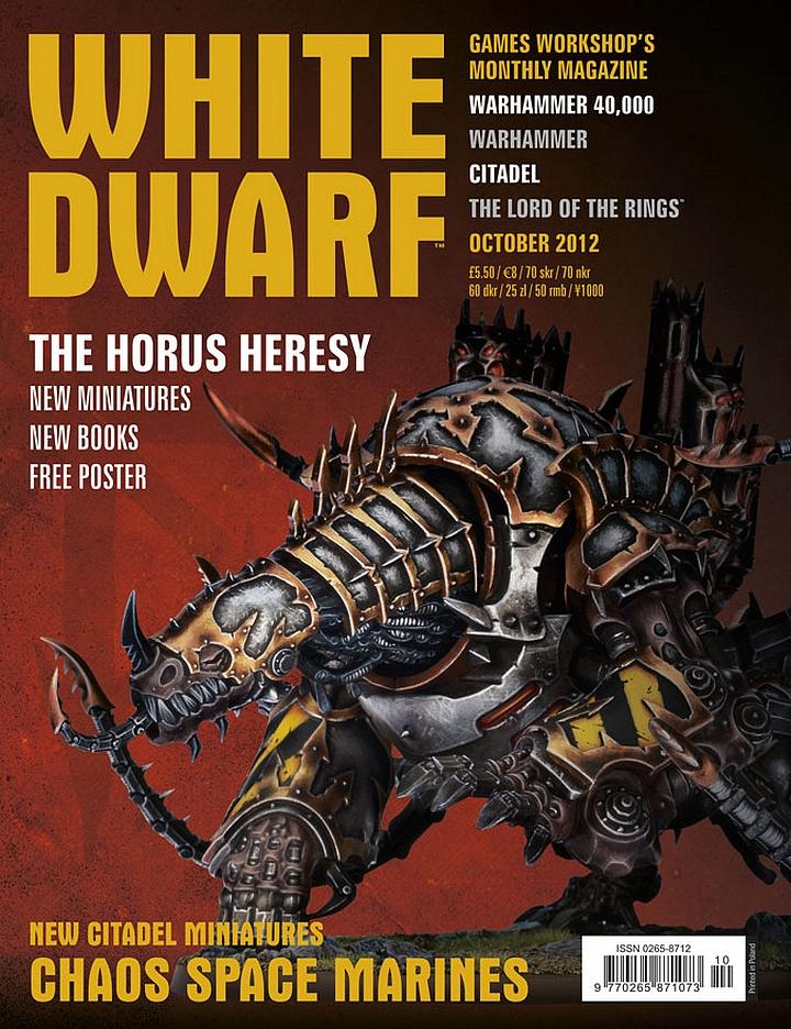 [Magazine] White Dwarf (nouvelle formule) 243577WDoctobre2012