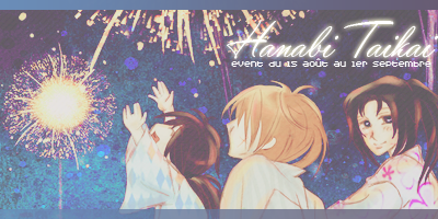 Les feux d'artifices de Hanabi Taikai -- Event. 243692hanabitaikai