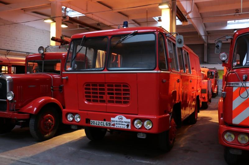 Des camions à gogo....Musée des sapeurs pompiers de Lyon 243777IMG6509
