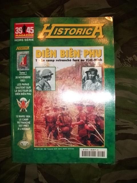 Magazine HISTORICA 39/45 magazine 244675DSCF3313