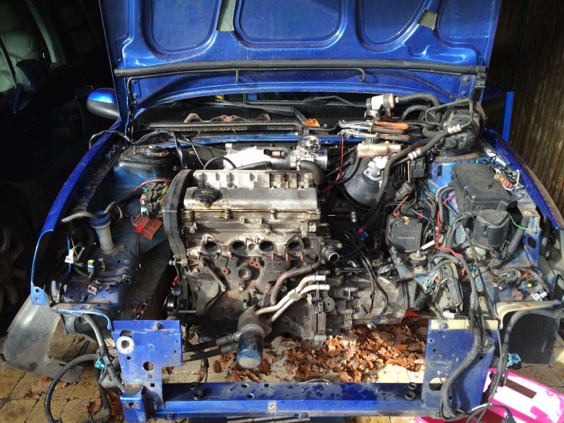 Saxo Turbo 244936Dmontage
