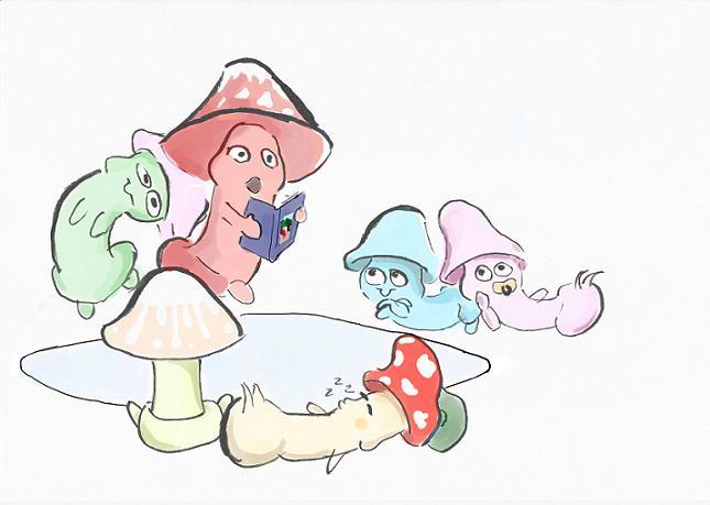 Concours dessin Tendres Chimères: Résultats page 8 !! - Page 3 245676oze