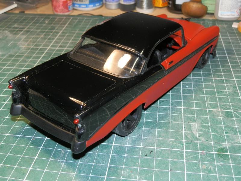 #47 : Chevy bel air 56 custom (TERMINEE) 245698P9305389