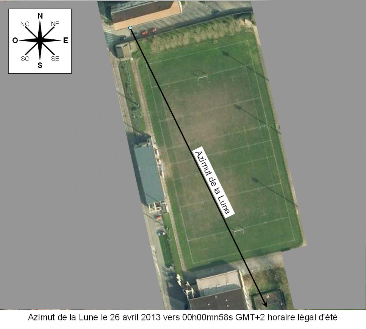 2013: le 26/04Lumière étrange dans le ciel  - Dunkerque (France)  246254ClaudeT7