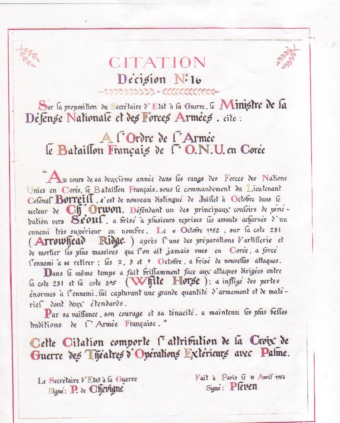[OPÉRATIONS DE GUERRE] GUERRE DE CORÉE - TOME 2 - Page 3 246419985