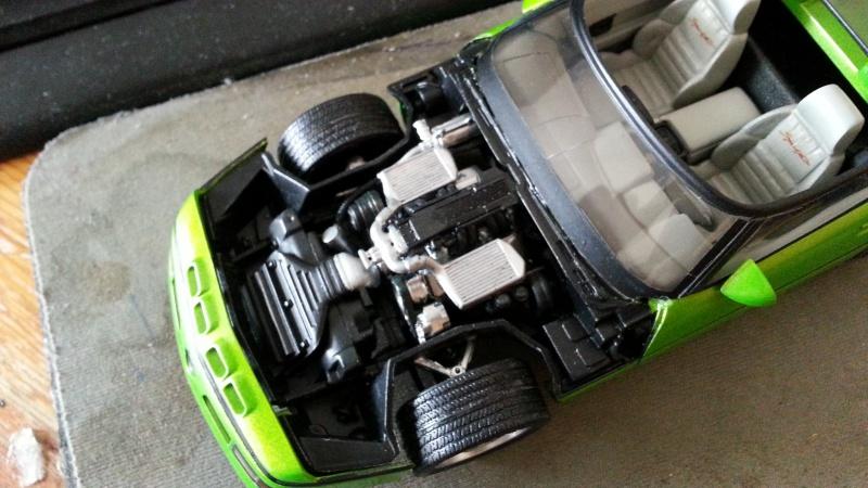 Corvette Callaway speedster Monogram. 24677220170623093042