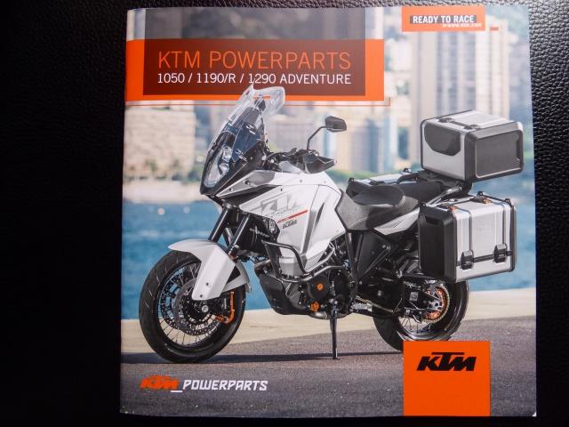 Orange day's 2015 : essai 1050 adventure  247167P1000954