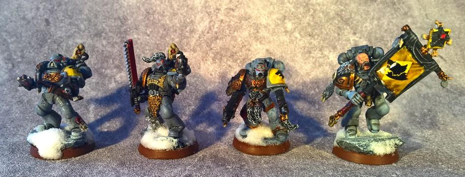 Space Wolves - Typhon... un peu particulier  - Page 2 247450Chasseurgris32