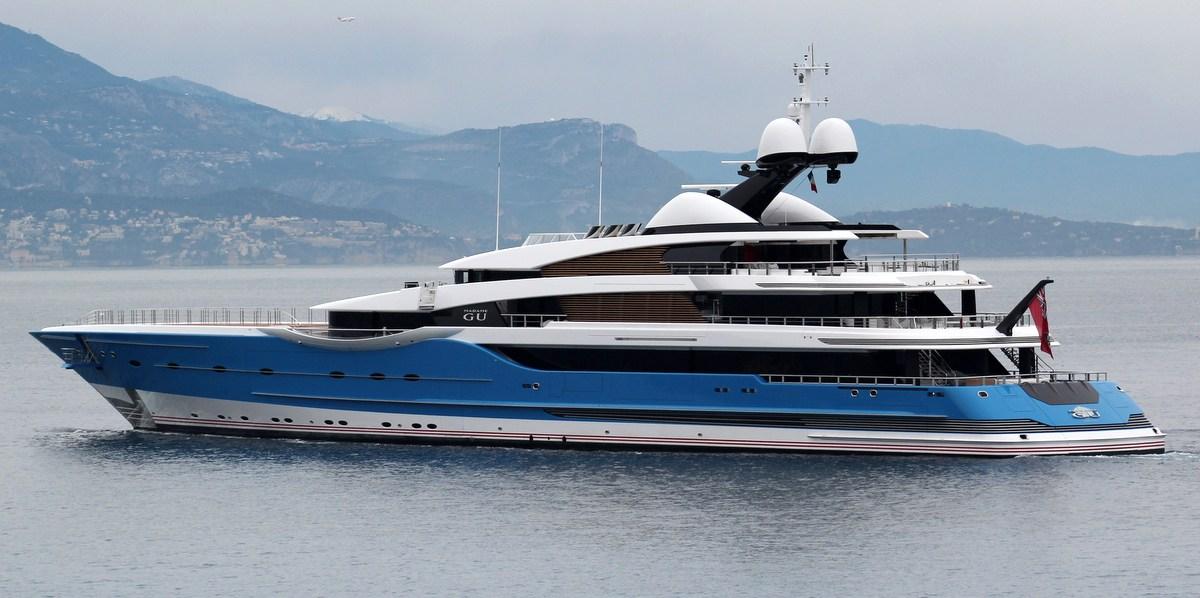 Madame GU , yacht & hélico 247455IMG5568003