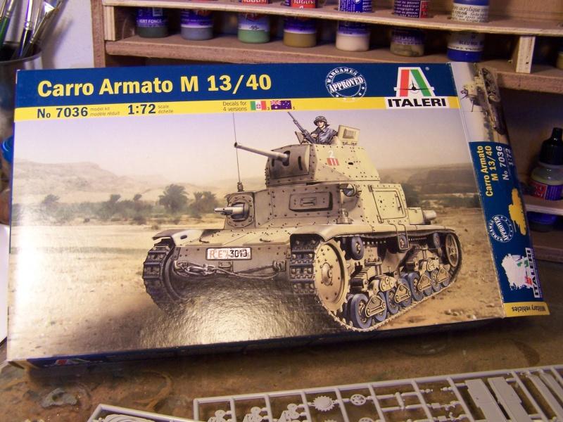 Esci 1/72 Fiat Ansaldo 75/18 et M 13/40 2474711005525