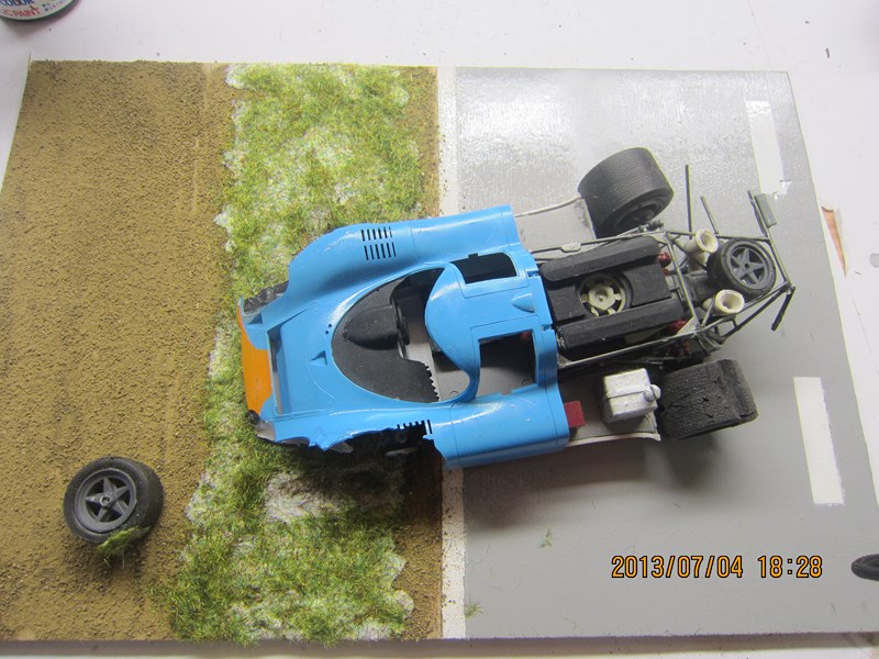 """Porsche 917 n°20 Film """"Le Mans """" 247532IMG1112Copier"""