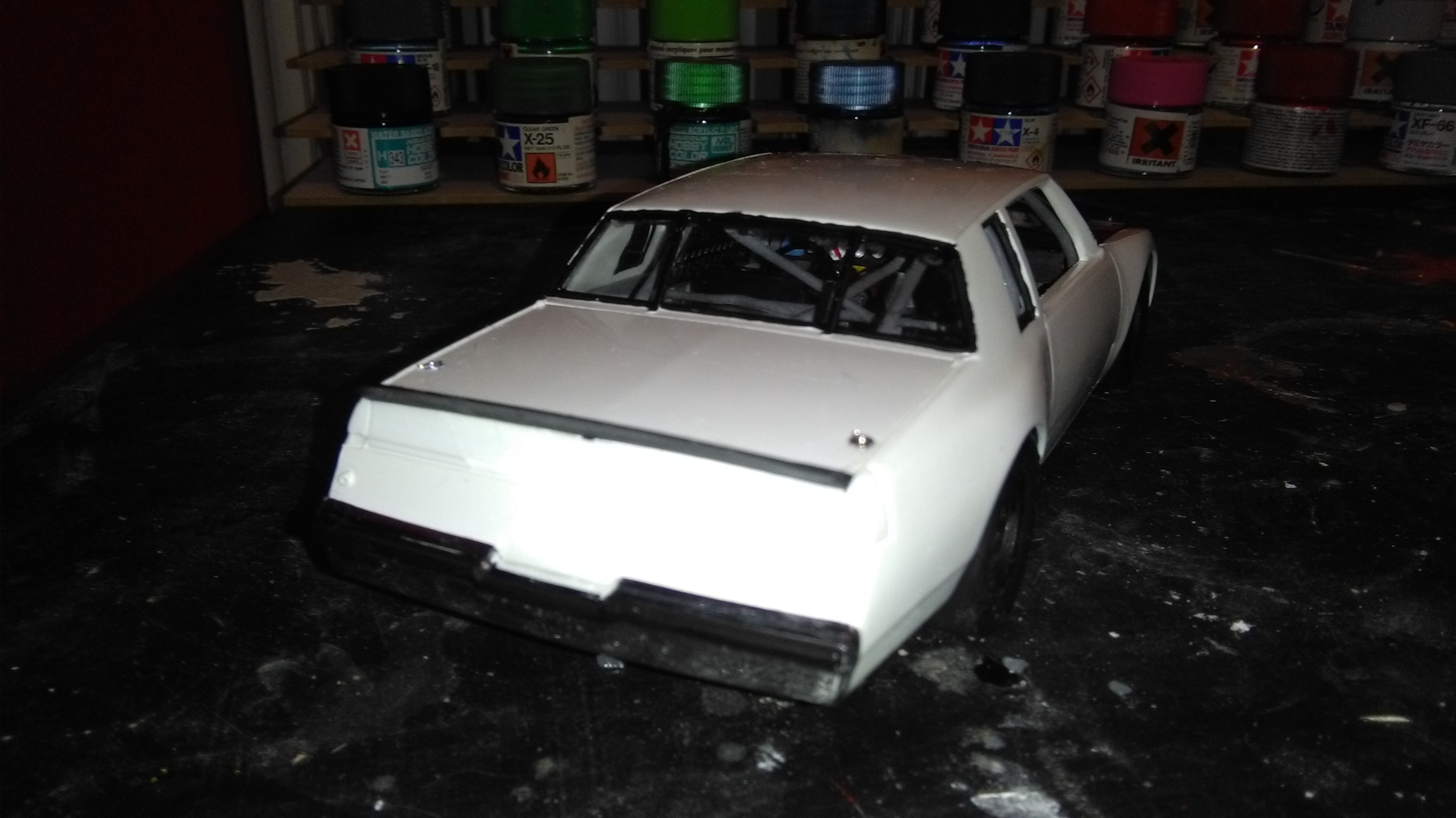 Buick Regal 1982 #52 Jimmy Means Broadway motor  247783IMG20170212183737