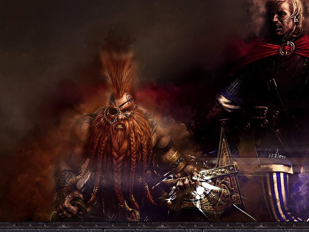 Gotrek & Felix : la Saga (présentation revue et augmentée) 247811GotrekandFelix1000