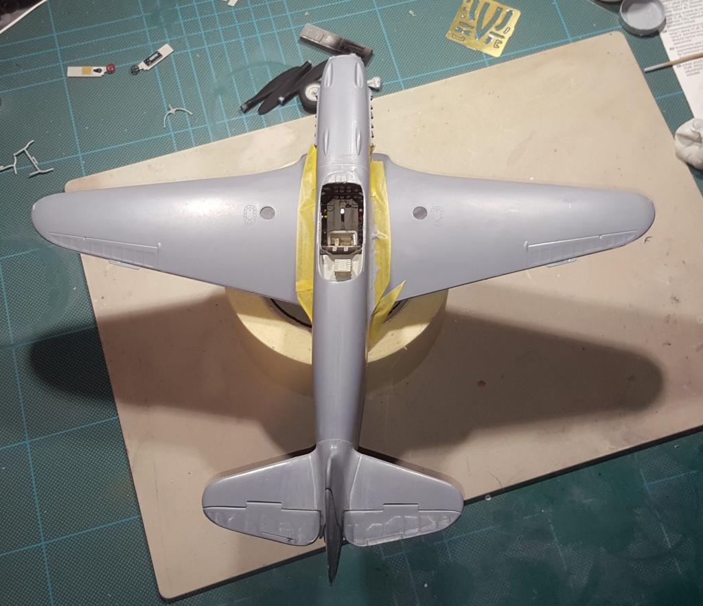 YAK 3 - Normandie Niemen 1/32 Special Hobby - Page 3 24932420161023182738