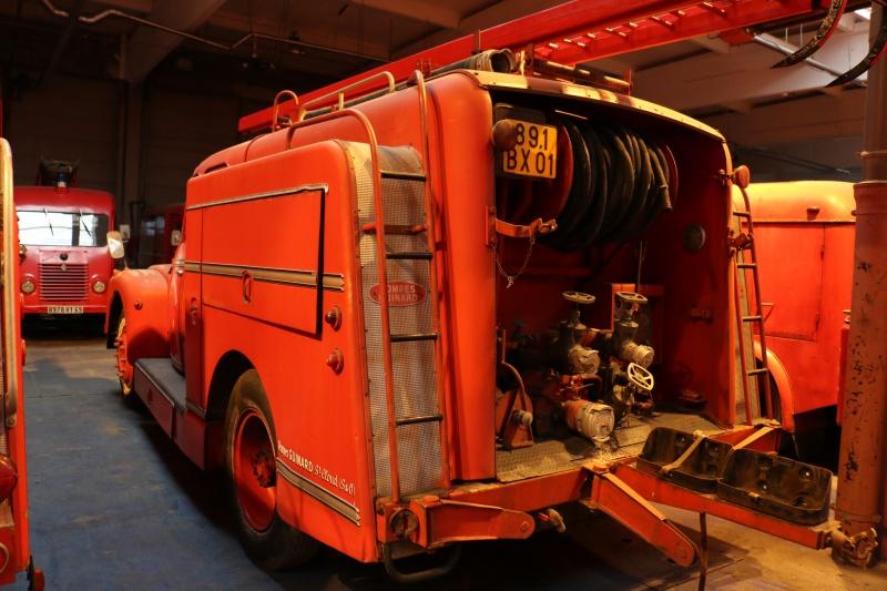 Des camions à gogo....Musée des sapeurs pompiers de Lyon 249376IMG6941
