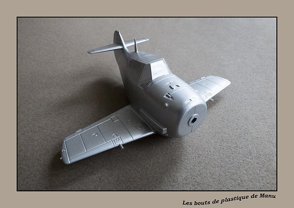 tiger - Bf 109 Tiger Model egg plane-FINI ! 2494365931