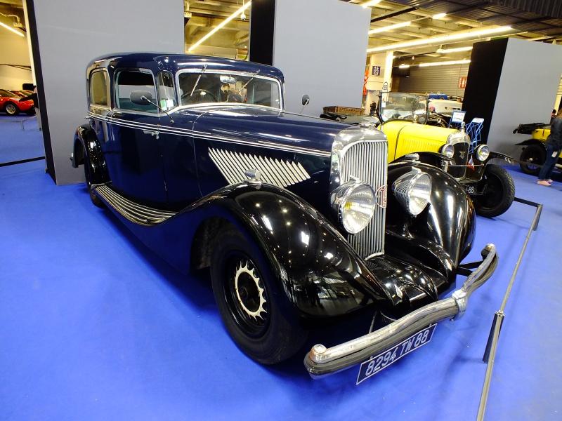 Salon de la voiture de collection à Dijon Versus 2017 ce dimanche 02 Avril 250162DSCF0286