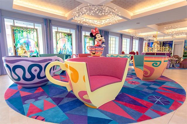 [Tokyo Disney Resort] Tokyo Disney Celebration Hotel (2016) 250312w139
