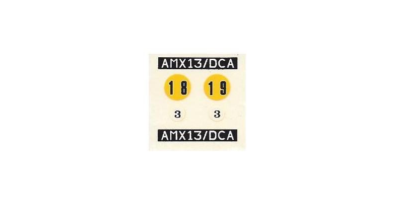 AMX 13 DCA - (Réf. L783) 1/35  251128AMX13DCA783014Heller135