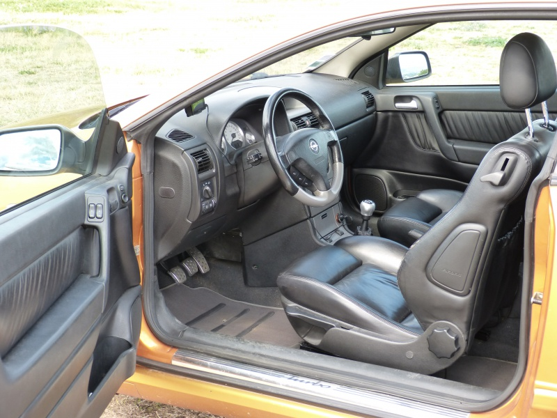 Astra G coupé Bertone Turbo pack 2.0T 16v - Page 5 251150P1010481