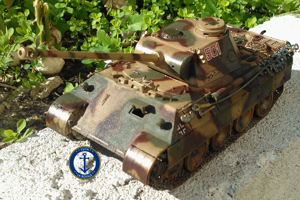 Panzerkampfwagen Panzer V Panther Ausf D. 251515panther39
