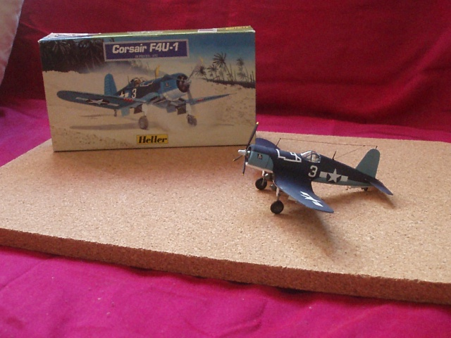 [HELLER-AIRFIX] 1/72 CORSAIR 251973Photo055