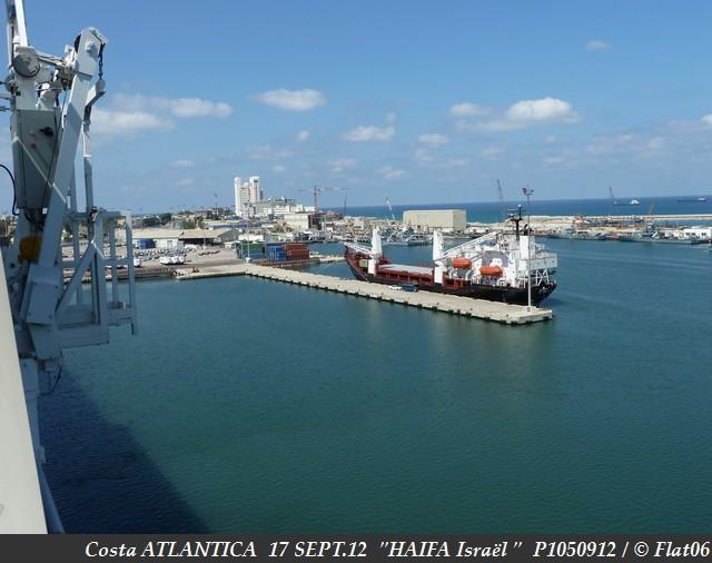 Z06 - COSTA / C/R  Mer Egée et Galilée / Grèce, Crête, Israël, Chypre, Turquie !  13-20/09/2012  252027P1050912
