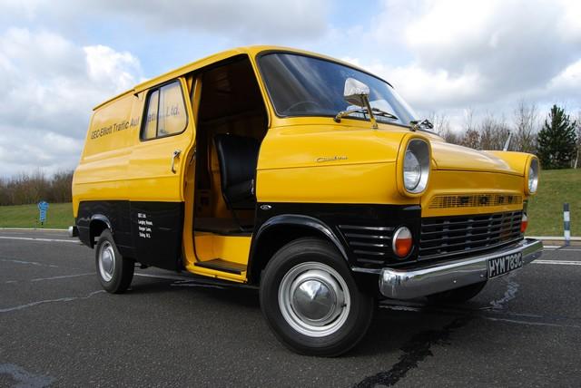 Le Ford Transit fête ses 50 ans ! 252435TransitCelebrations033