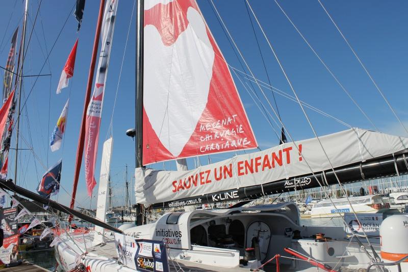 Visite du village et du ponton du Vendée Globe le 25/10/16 252723IMG4476