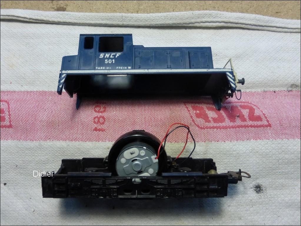 Bricolage d'un locotracteur... 2529411652xx5