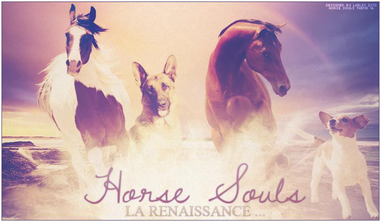 HORSE SOULS.
