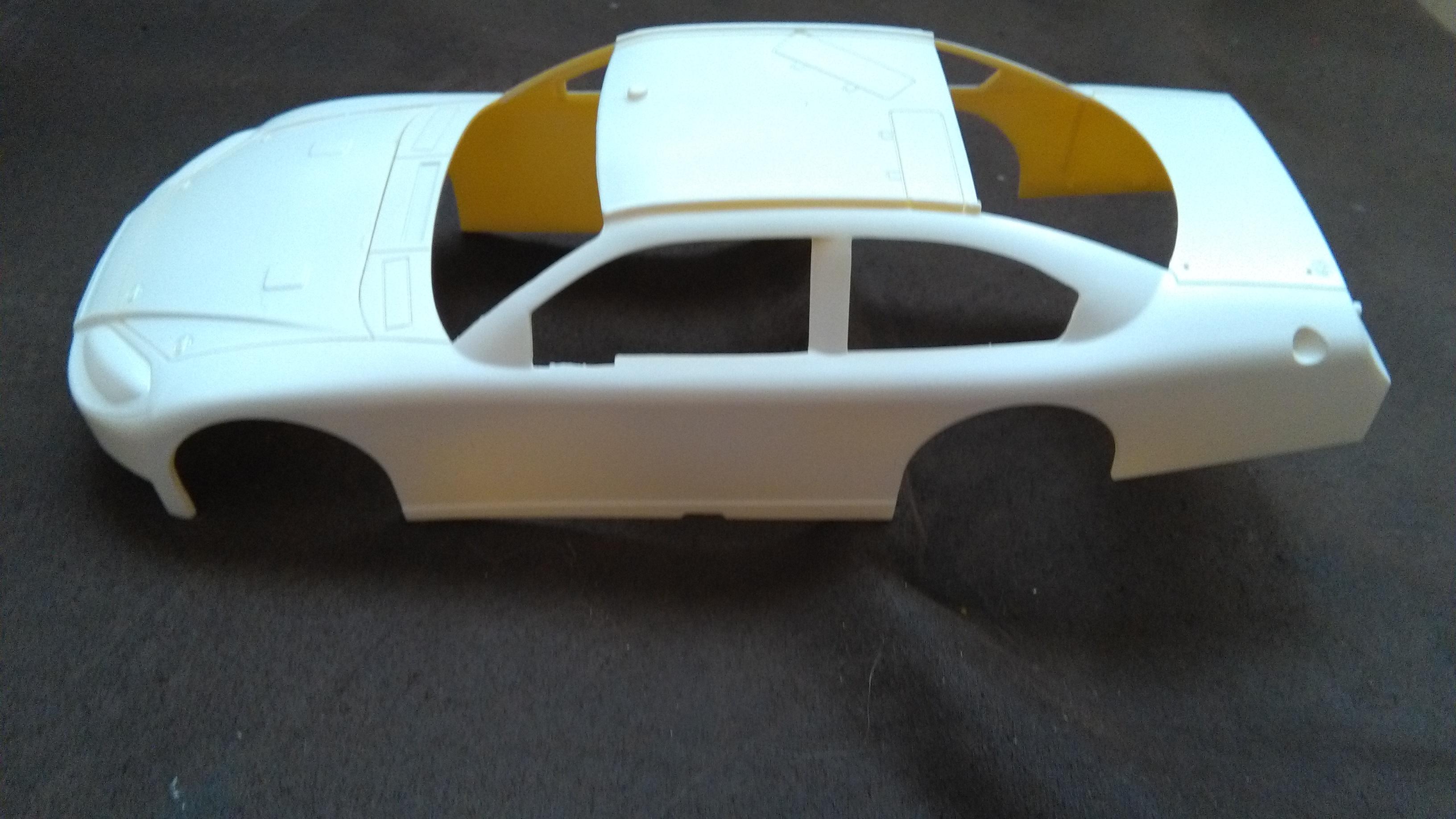 [WIP] Chevy Impala COT 2007 #1 Truex jr Bass pro shop 253403IMG20160419114814