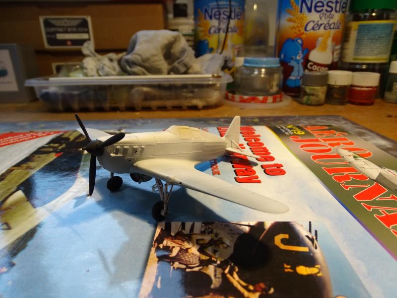 Morane Saulnier MS 406 GC I/2 Damblain Sgt Antoni Beda Avril 1940 255221DSC01309