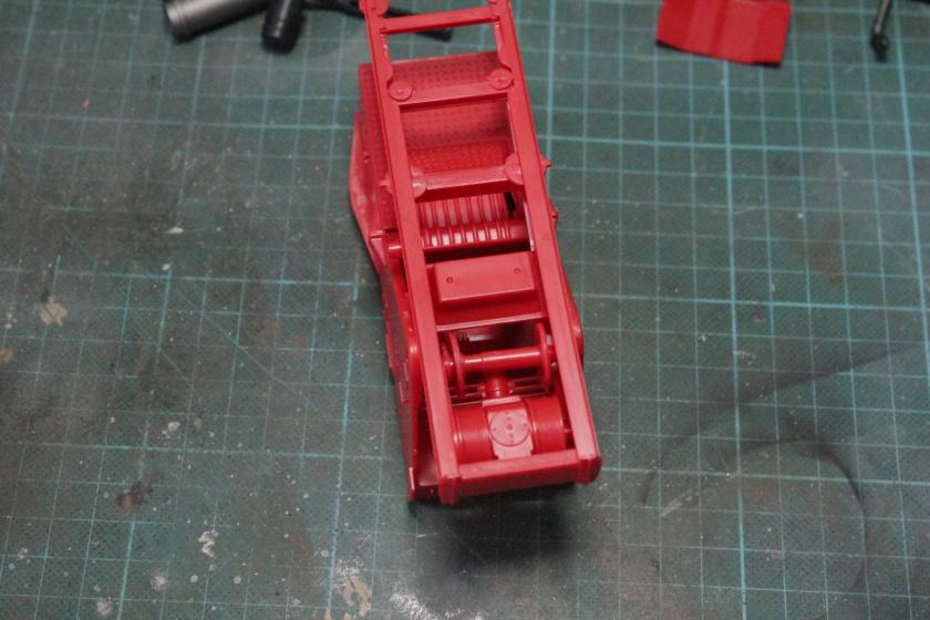 Pompiers [ Iveco-Magrius DLK 23-12 Fire Ladder Truck ] Italeri 1 : 24 Ref 3784  255715DPP29